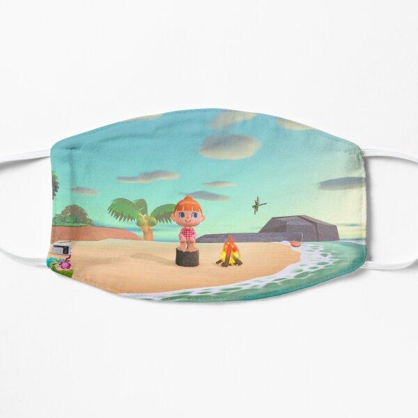 Animal crossing beach mask Mask