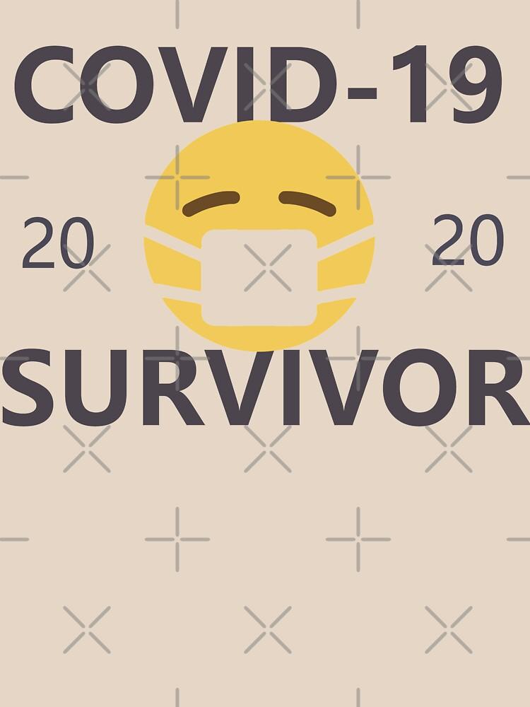COVID-19/Coronavirus Survivor by willpate