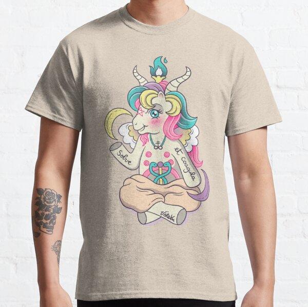 My Little Baphomet Classic T-Shirt