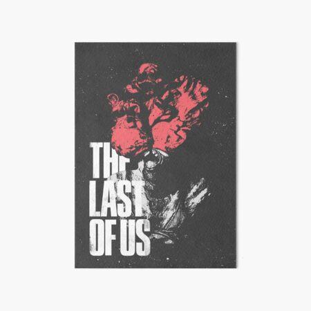 The Last of Us Clicker Print Art Board Print