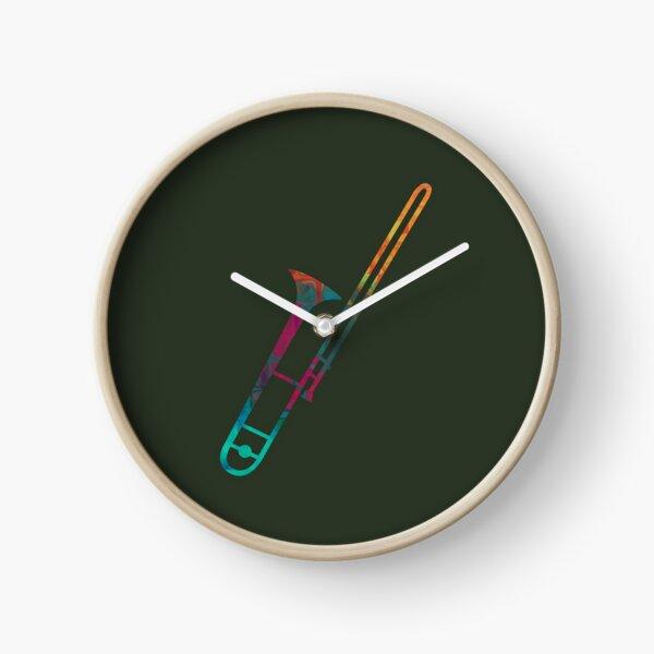 Posaune Uhr
