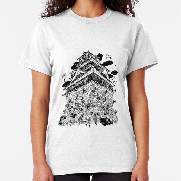 Attack the castle Classic T-Shirt