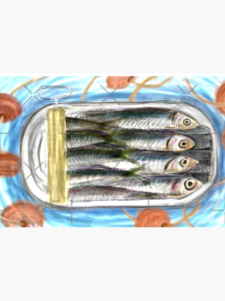 sardines in a box by mayerarts