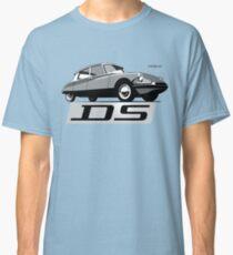 Citroën DS script emblem and illustration Classic T-Shirt