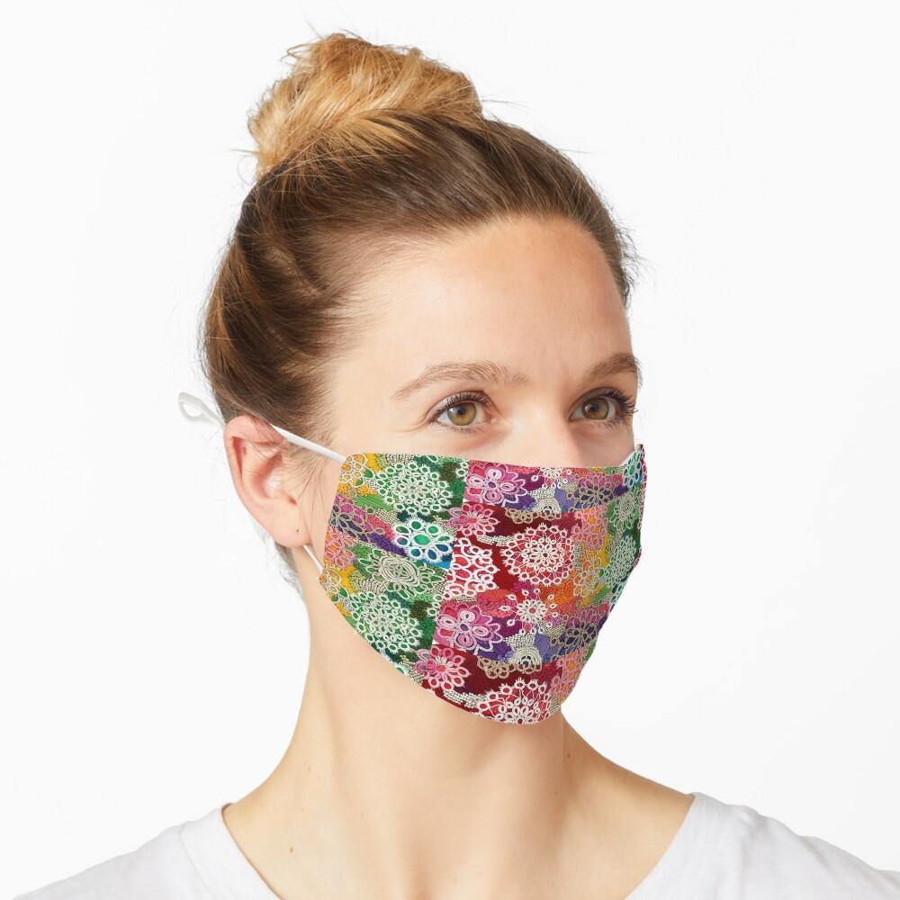 Opalicious - Rainbow Brain  Mask