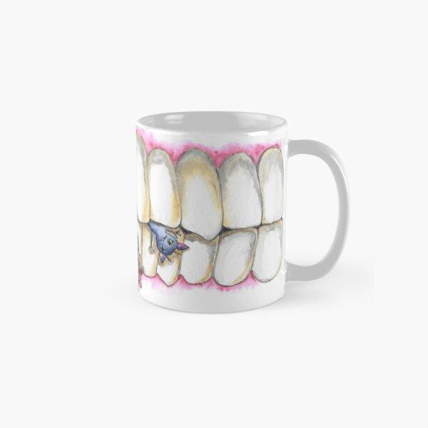 Mean Mugging Classic Mug