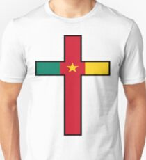 Olympic Countries - Cameroon Unisex T-Shirt