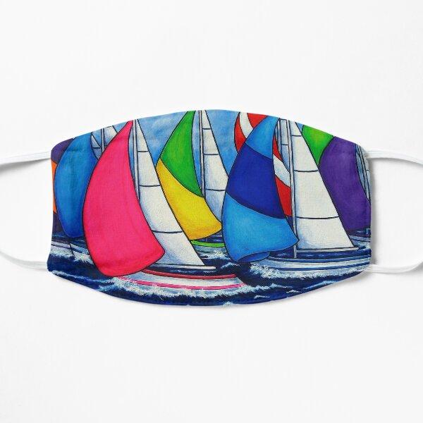 Colourful Regatta Mask