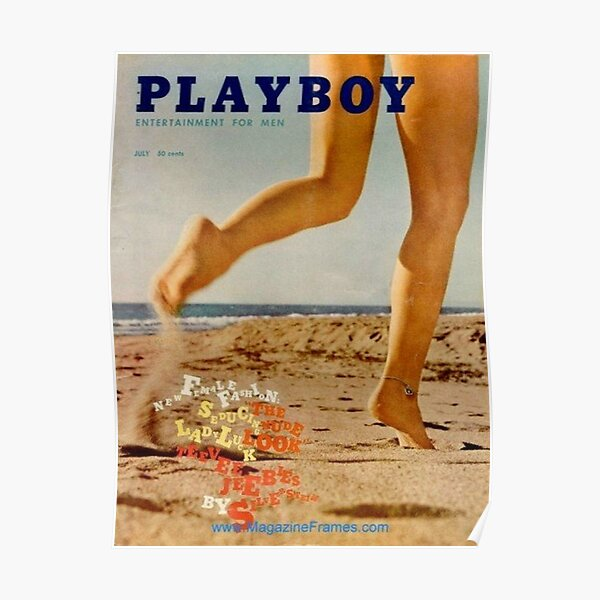 Playboy - July 1960 Poster