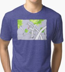 Spring is in the tree Tri-blend T-Shirt