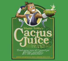 Master Sokka's Cactus Juice