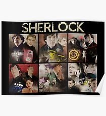 Seasons . Sherlock Poster