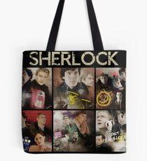 Seasons . Sherlock Tote Bag