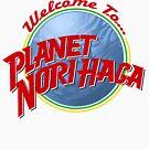 Planet Nori Haga by quigonjim