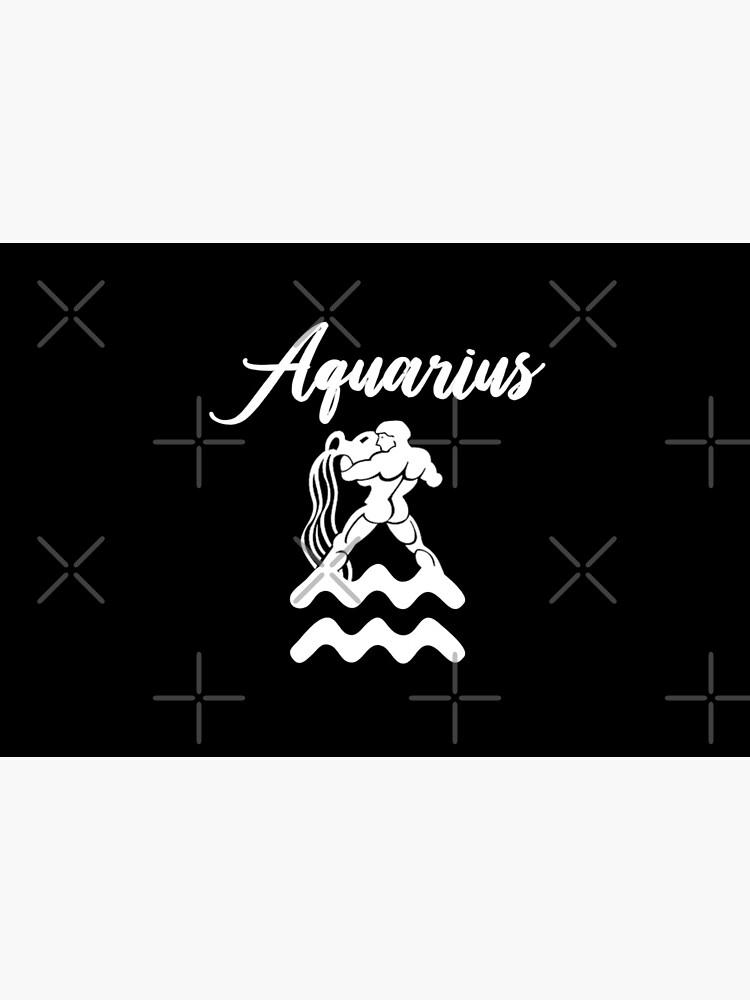 Aquarius T-Shirt by Mbranco