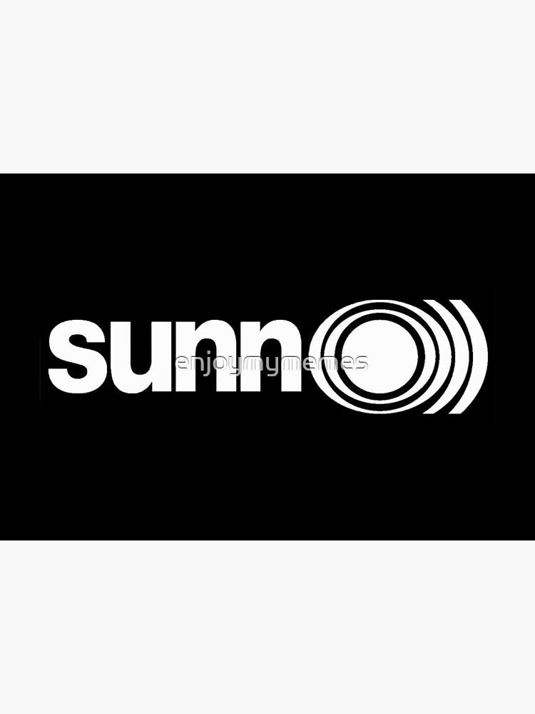 SUNN O)))  by enjoymymemes