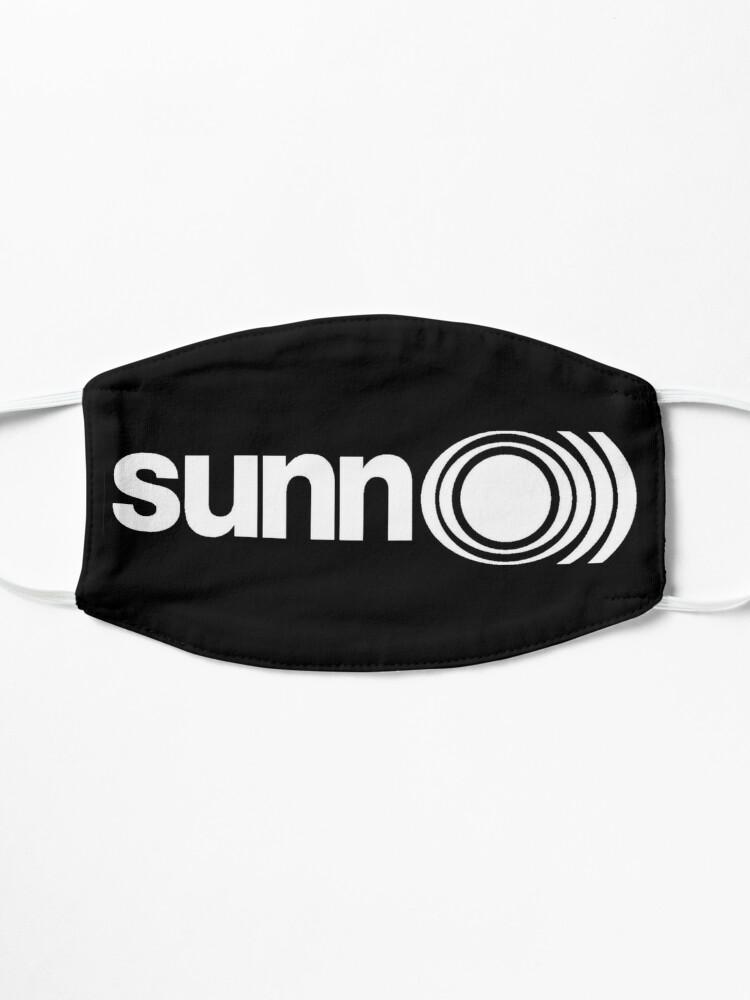 Alternate view of SUNN O)))  Mask