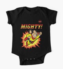 GeekGirl - MIGHTY! One Piece - Short Sleeve