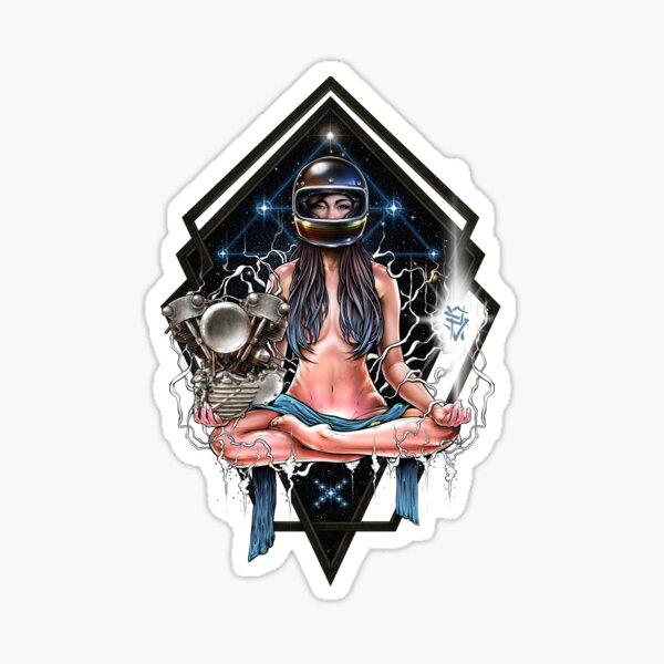 Winya No.69 Awake Goddess Yoga Retreat Sticker