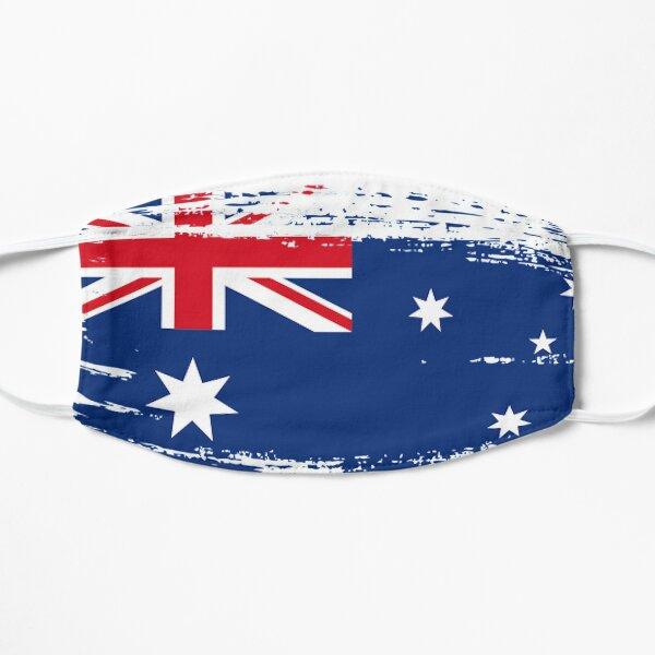 Australia Flag Flat Mask