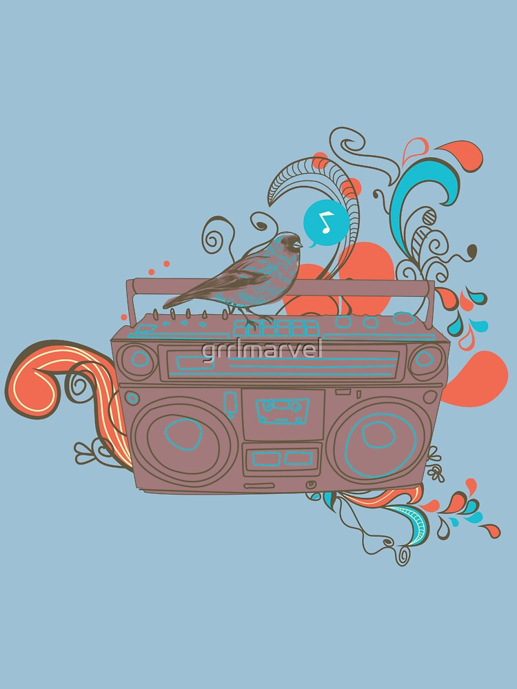 Retro Music | Unisex T-Shirt