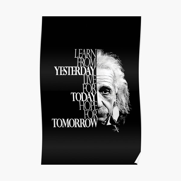 Live for Today Poster
