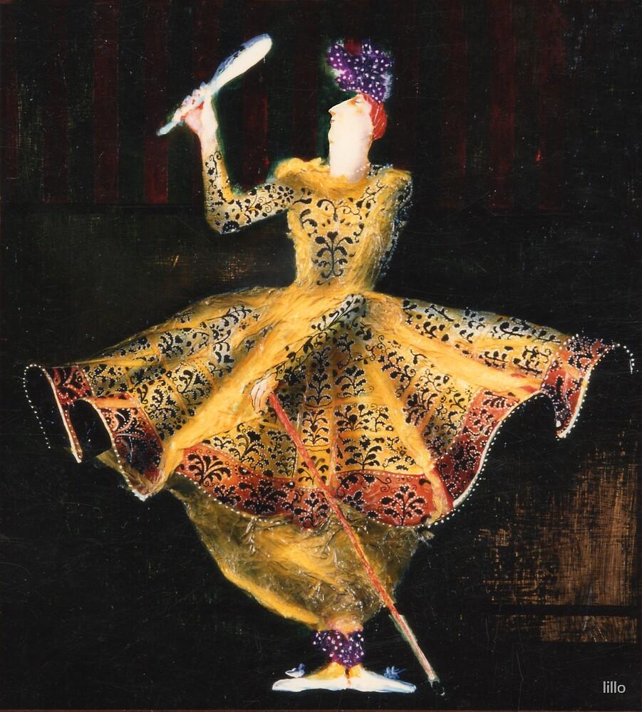 Primadonna by lillo