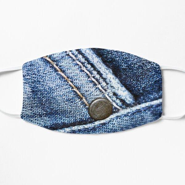 Blue Jeans Design toujours à la mode Masque sans plis
