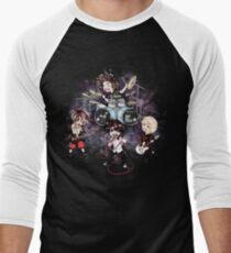 Chibi ONE OK ROCK Men's Baseball ¾ T-Shirt