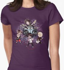 Chibi ONE OK ROCK Womens Fitted T-Shirt