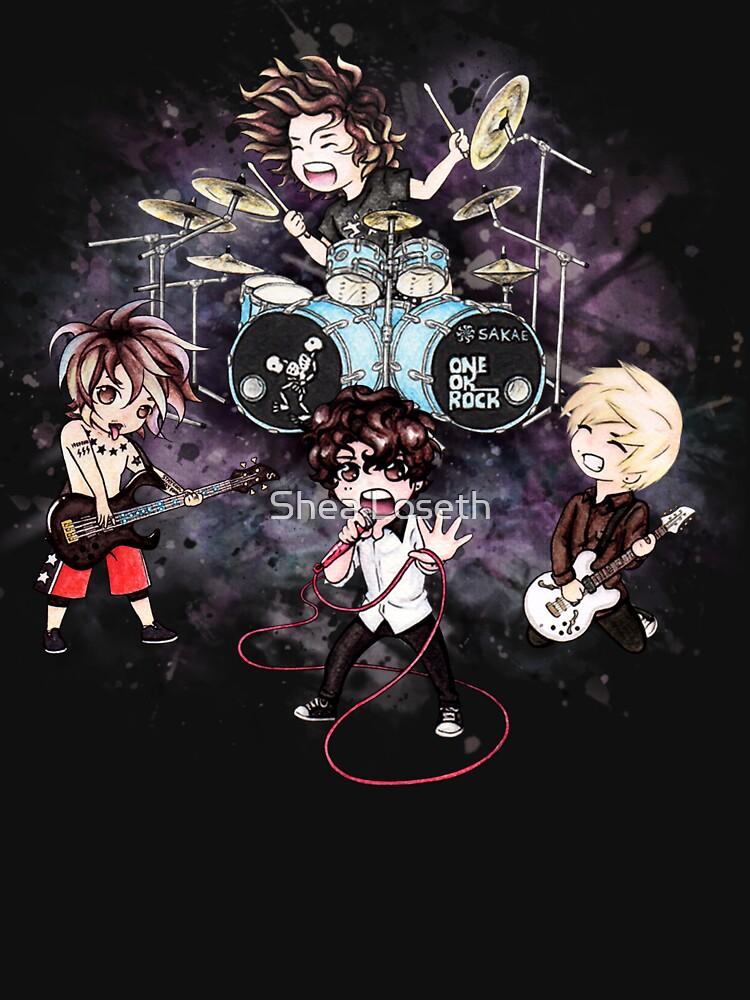 Chibi ONE OK ROCK | Unisex T-Shirt