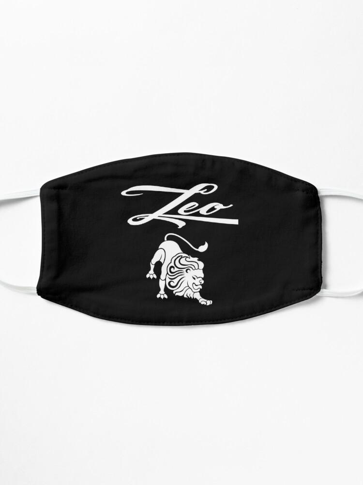 Alternate view of Leo T-Shirt Mask