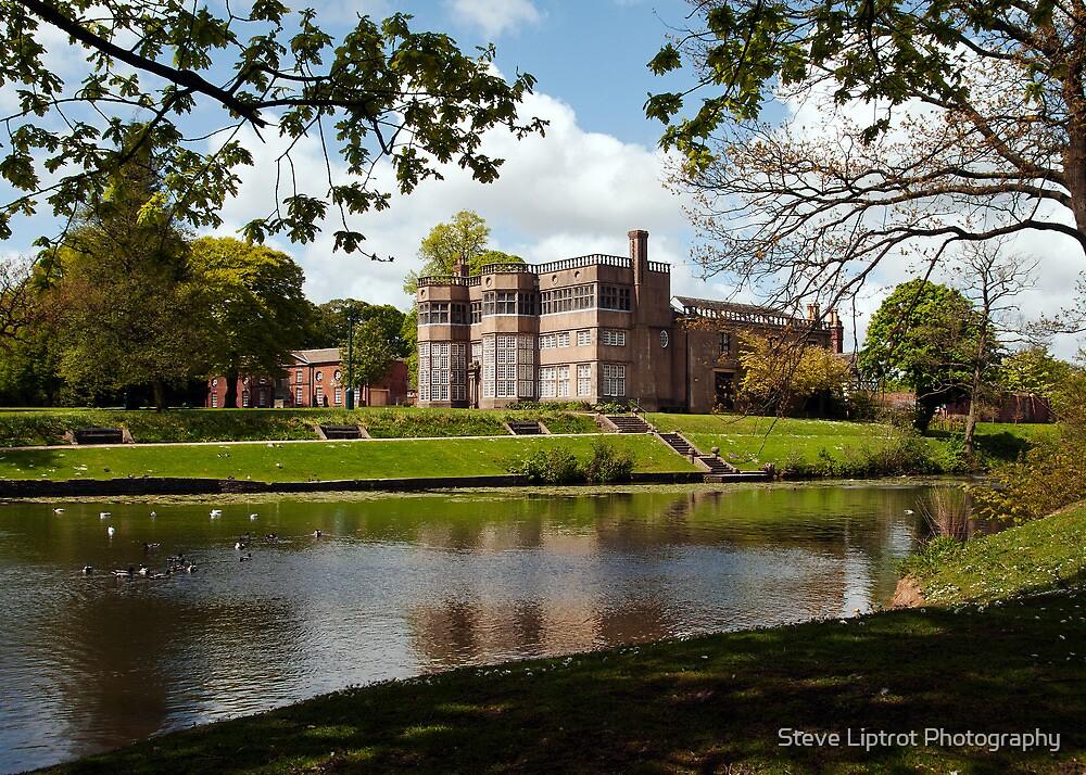 Astley Hall by Stephen Liptrot