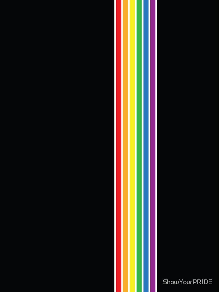Gay Pride Flag von ShowYourPRIDE