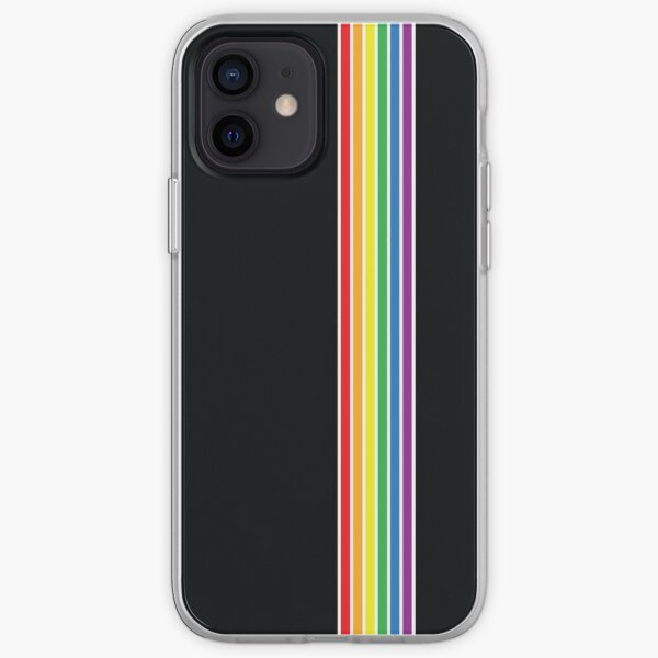 Gay Pride Flag iPhone Soft Case