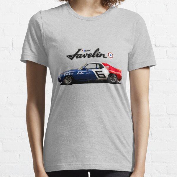 Ln 1971 AMC Javelin Trans AM Race Car T-Shirt
