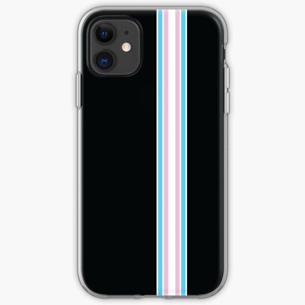 Transgender Pride Flag iPhone Soft Case