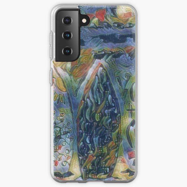 Surf Boards 6 designed and created by (c) Janet Watson Art xx Samsung Galaxy Soft Case