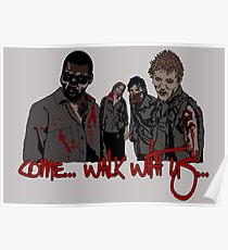 Come Walk With Us Poster