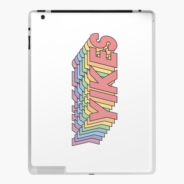 YIKES iPad Klebefolie