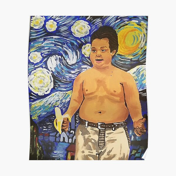Starry Gibby  Poster