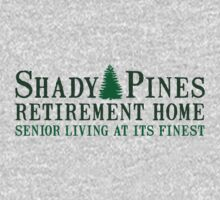 Shady Pines | Hoodie (Pullover)