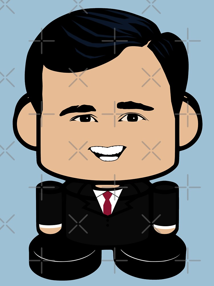 Ricky John Politico'bot Toy Robot 1.0 by carbonfibreme
