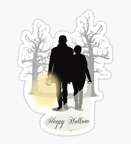Sleepy Hollow Sticker