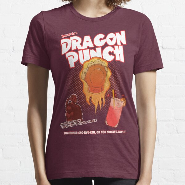 Dragon Punch Essential T-Shirt