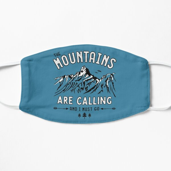 Mountains are Calling Mask