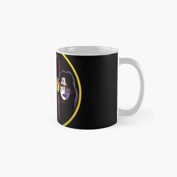 Kiss Band Rock Stars Classic Mug