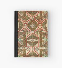 Cross Carpet Celtic Symbolism Hardcover Journal