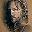 Ichabod by Sarah  Mac Illustration