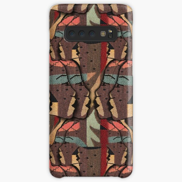 African Repeat Tapestry.  Samsung Galaxy Snap Case